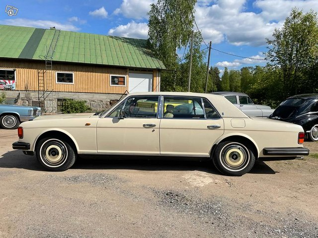 Rolls-Royce Silver Spur 3