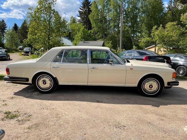 Rolls-Royce Silver Spur 4