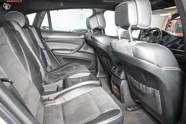 BMW X6 M50D 8