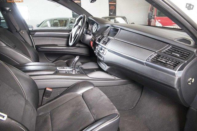 BMW X6 M50D 9