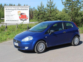 Fiat Grande Punto, Autot, Saarijärvi, Tori.fi