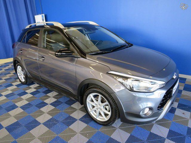 Hyundai I20 Active Cross 3