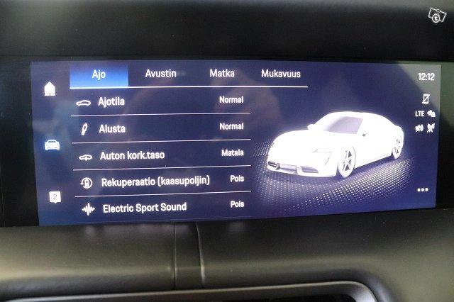 Porsche Taycan 18
