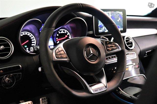 Mercedes-Benz C 43 AMG 15