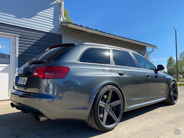 Audi RS6 3