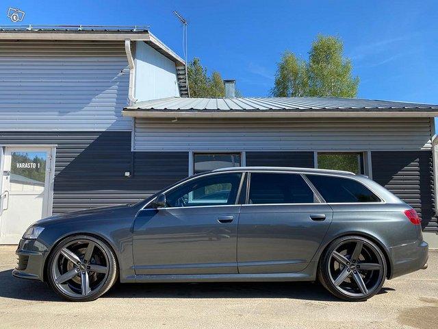 Audi RS6 8