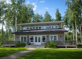 4H, 189.5m², Näkemistöntie 49 B, Hirvensalmi, Myytävät asunnot, Asunnot, Hirvensalmi, Tori.fi