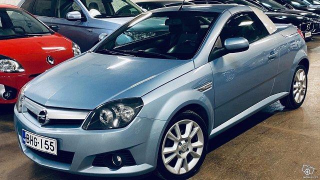 Opel Tigra 6