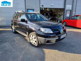 Mitsubishi Outlander, Autot, Raisio, Tori.fi