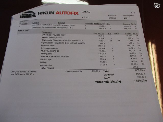 BMW 320i 14