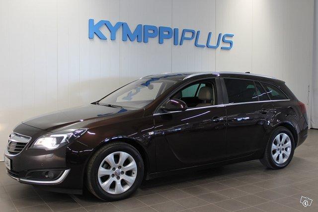Opel Insignia 5
