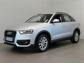 Audi Q3, Autot, Pori, Tori.fi