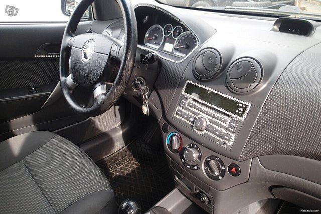 Chevrolet Aveo 6