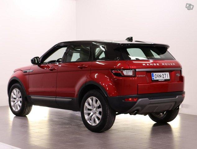 Land Rover Range Rover Evoque 5