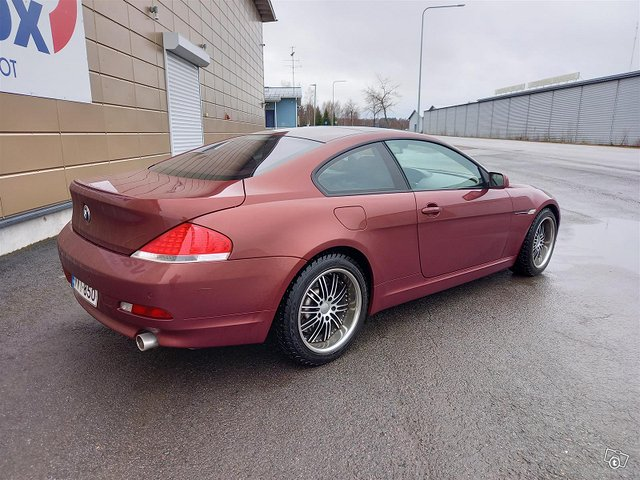 BMW 645 6