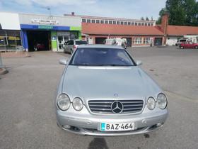 Mercedes-Benz CL, Autot, Lahti, Tori.fi