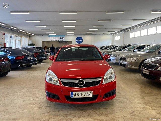 Opel Vectra 2
