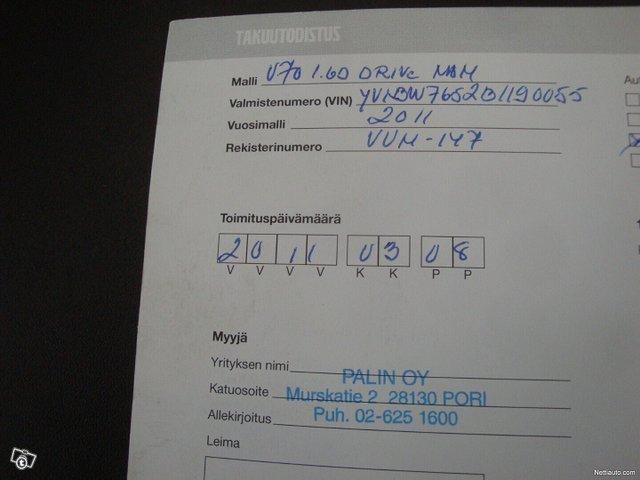 Volvo V70 22