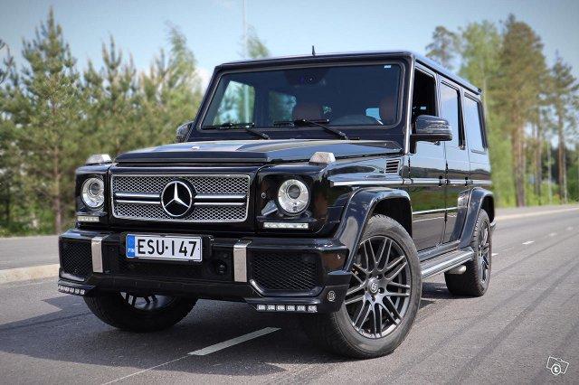 Mercedes-Benz G, kuva 1