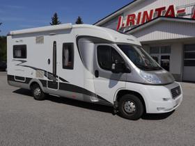 Fiat-Hobby D 650 FLC Matkailuauto, Matkailuautot, Matkailuautot ja asuntovaunut, Keminmaa, Tori.fi