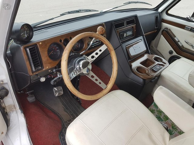 Chevrolet Chevy Van 15