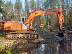 Fiat-Kobelco E165, Maanrakennuskoneet, Työkoneet ja kalusto, Oulu, Tori.fi