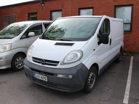 Opel Vivaro, Autot, Turku, Tori.fi