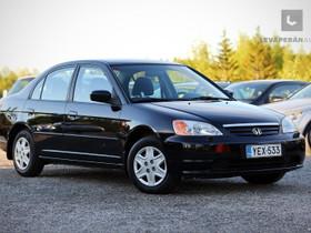 Honda Civic, Autot, Siilinjärvi, Tori.fi