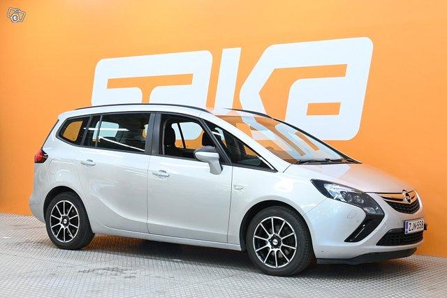 Opel Zafira Tourer 1