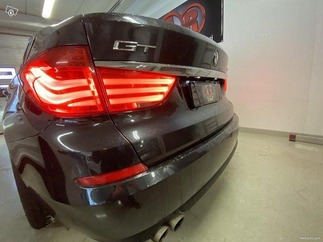 BMW 530 Gran Turismo 5