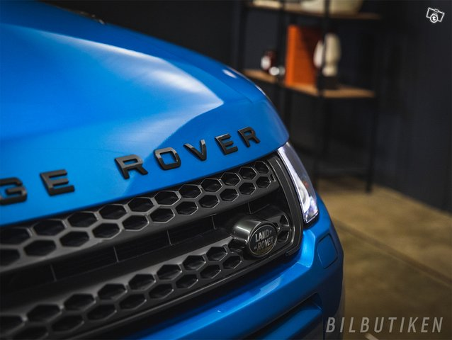 Land Rover Evoque 11
