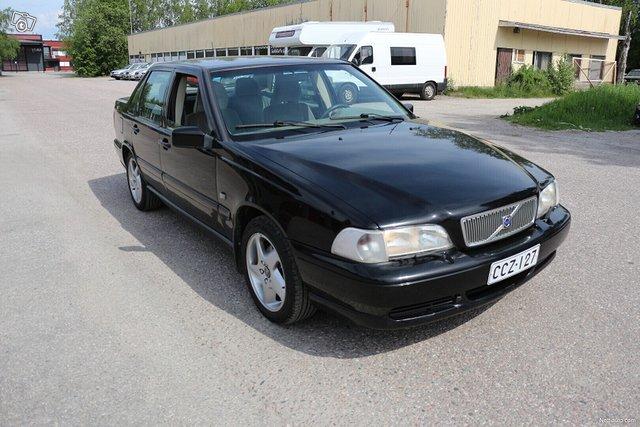 Volvo S70 4