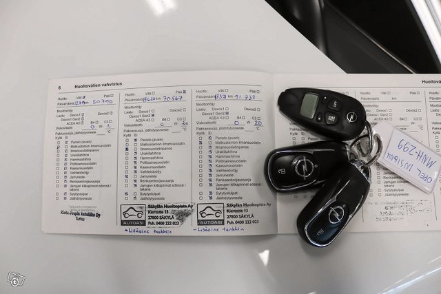 Opel Insignia 22