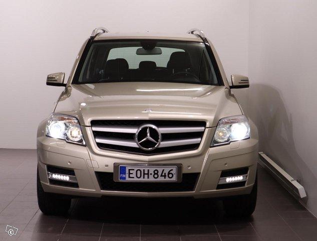 Mercedes-Benz GLK 3