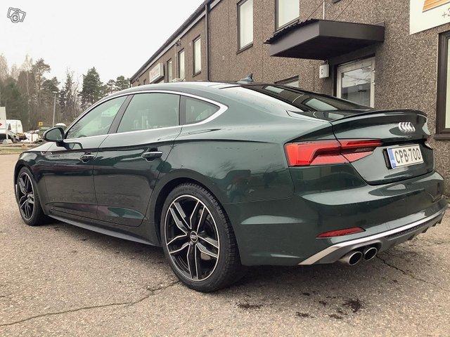 Audi S5 2