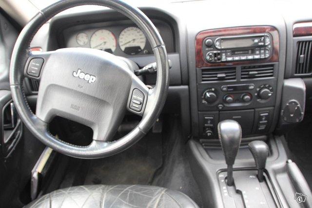 Jeep Grand Cherokee Wagon 2.7crd Automatic 10