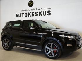 Land Rover Range Rover Evoque, Autot, Kokkola, Tori.fi
