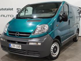 Opel Vivaro, Autot, Kangasala, Tori.fi