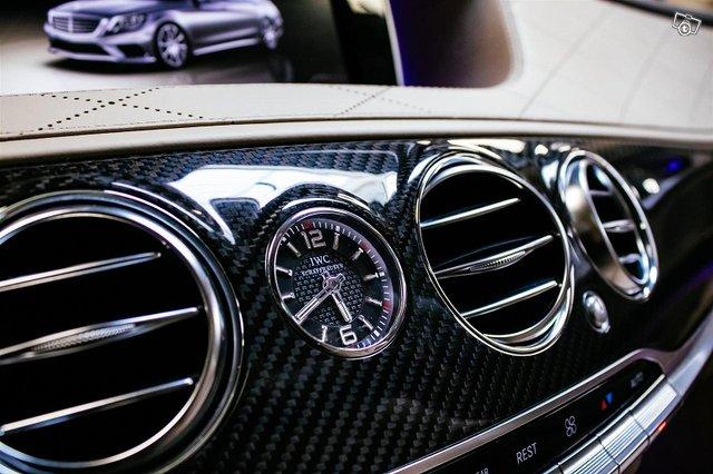 Mercedes-Benz S 63 AMG 17