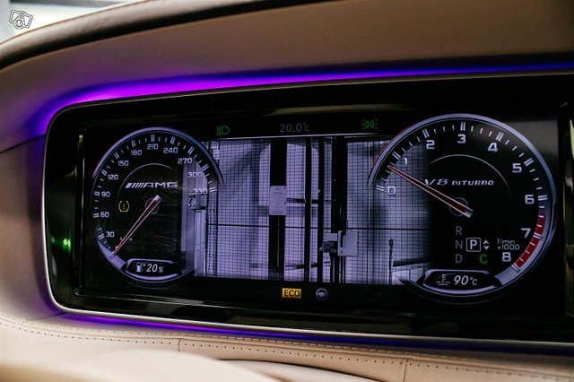 Mercedes-Benz S 63 AMG 21