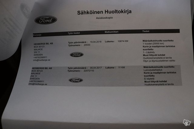 Ford Transit Connect 20