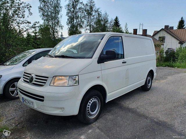 Volkswagen Transporter 7