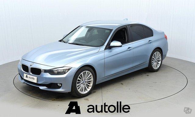 BMW 335 1