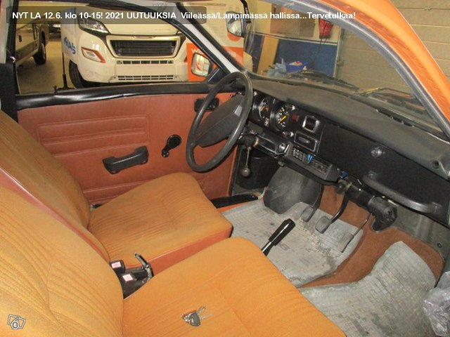 Saab 96GL V4 Super 9