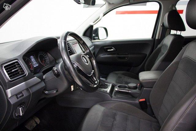 Volkswagen, VW Amarok 5