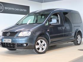 Volkswagen Caddy Maxi, Autot, Tuusula, Tori.fi