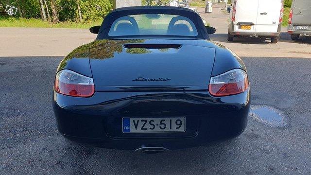 Porsche Boxster 3