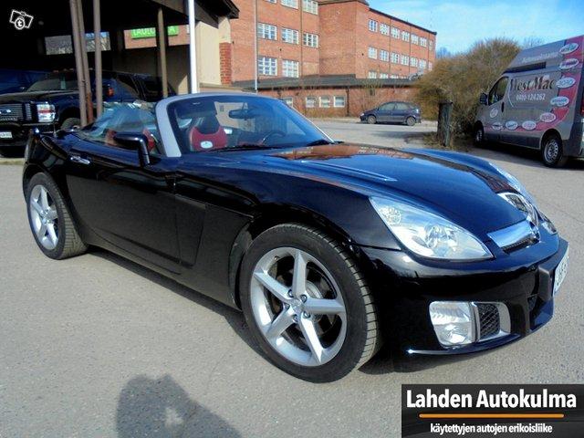 Opel GT 2