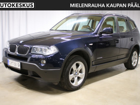 BMW X3, Autot, Hämeenlinna, Tori.fi