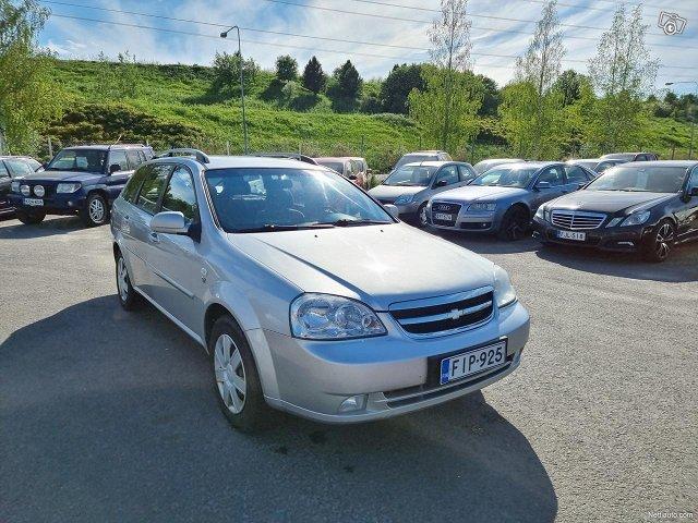 Chevrolet Nubira 5